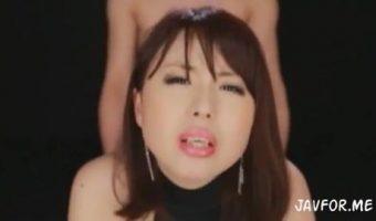 セックス中も性的に挑発してくる青木りん、犯しているのか犯されているのか分からなくなっちゃった俺