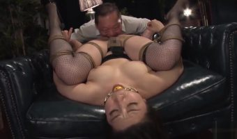 ナッツ姫の和製パロディAV!スキャンダルを起こした航空会社の財閥令嬢 枡田ゆう子に性拷問!